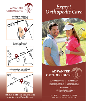 Advanced Orthopedics