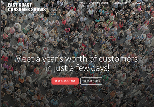 East Coast Consumer Shows